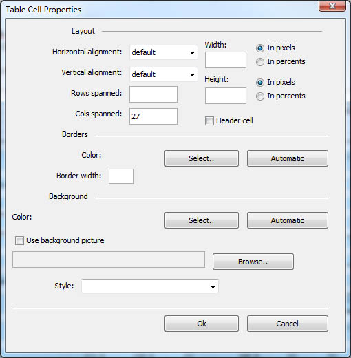 Sferyx Java HTML Editor - New Features of the Java WYSIWYG HTML Editor